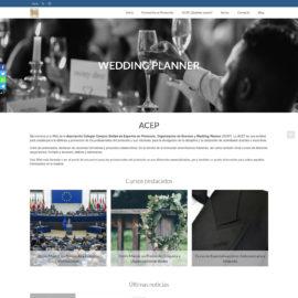 Página Web de ACEP